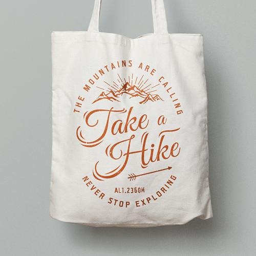 Optez pour le tote bag en coton !