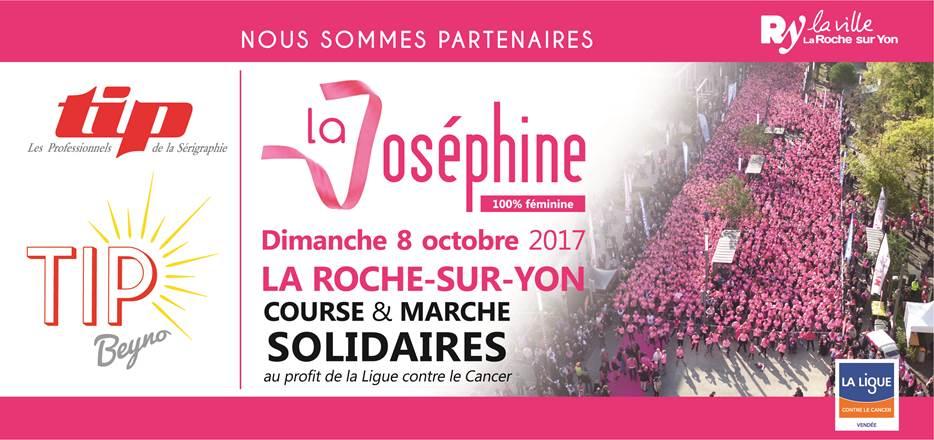 TIP Beyno partenaire de «La Joséphine»