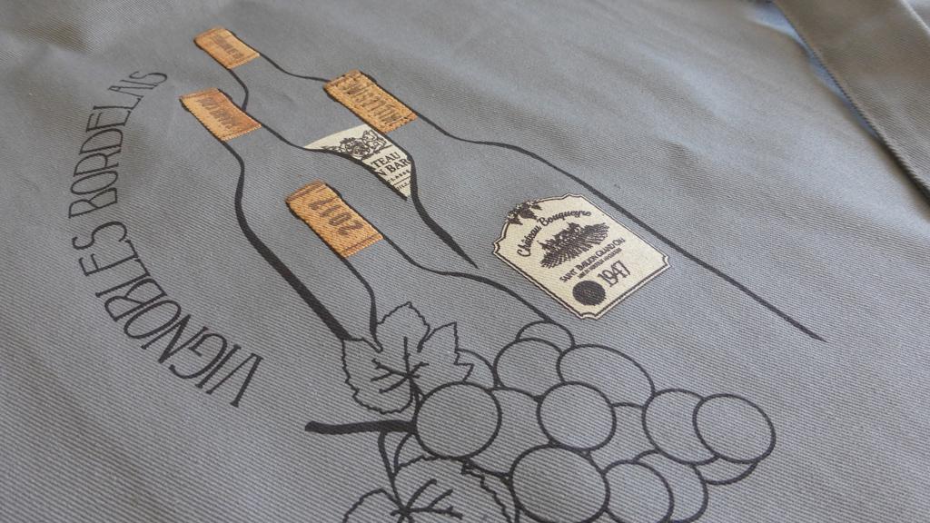 Souvenir viticole par TIP Beyno