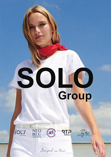 Catalogue Solo Group